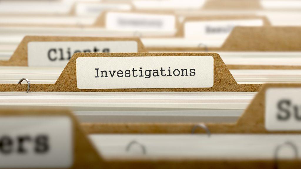 Investigation Files